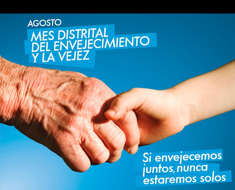 Con diversas actividades Bogotá hace reconocimiento a las Personas Mayores