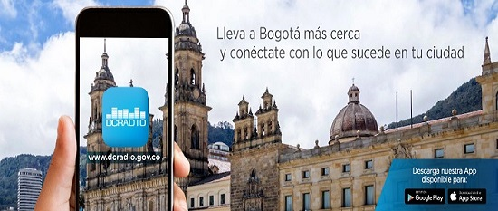 Descarga la APP de DCRadio