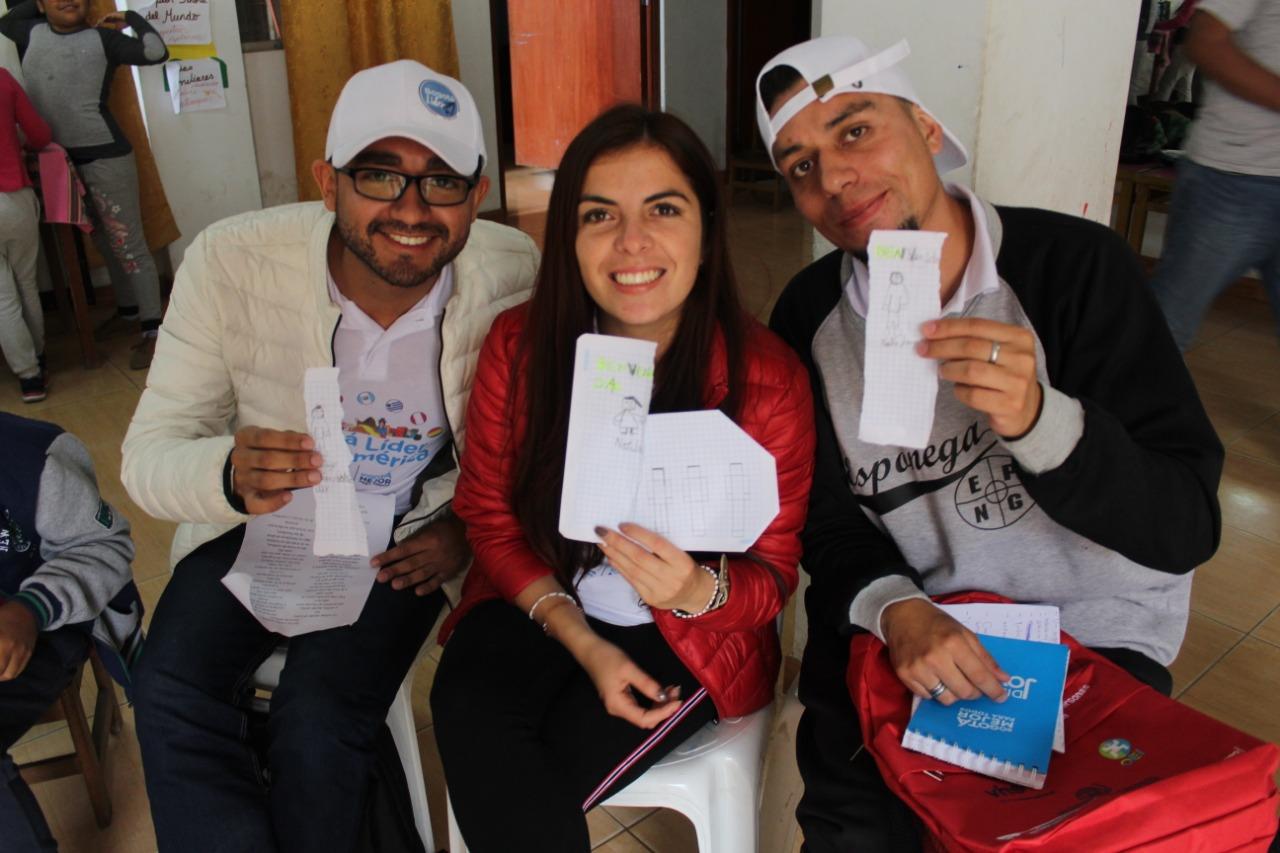 Experiencias de Bogotá Líder en Perú  f27492306f3