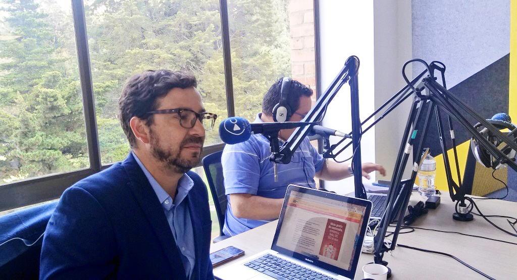 Histórico enlace de emisoras comunitarias a la señal de DC Radio
