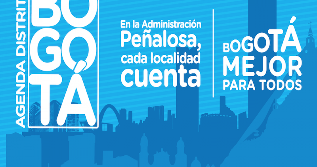 Agenda Distrital Local - Abril
