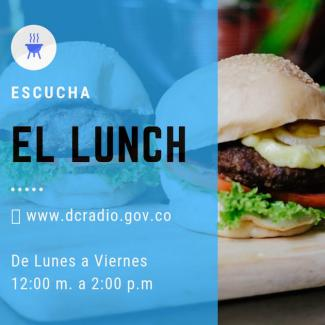 El Lunch, por DC Radio